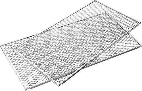 Brista Deckel f.Komposter100x100 (2-TLG.) Silber