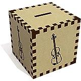 Azeeda 'Geige' Sparbüchse / Spardose (MB00046375)