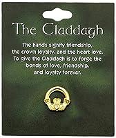 Cathedral Art Claddagh Lapel Pin Carded 商品カテゴリー: メンズ タイピン タイタック [並行輸入品]
