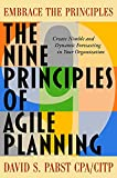The Nine Principles of Agile Planning: Create Nimble and Dynamic Forecasting in Your Organization