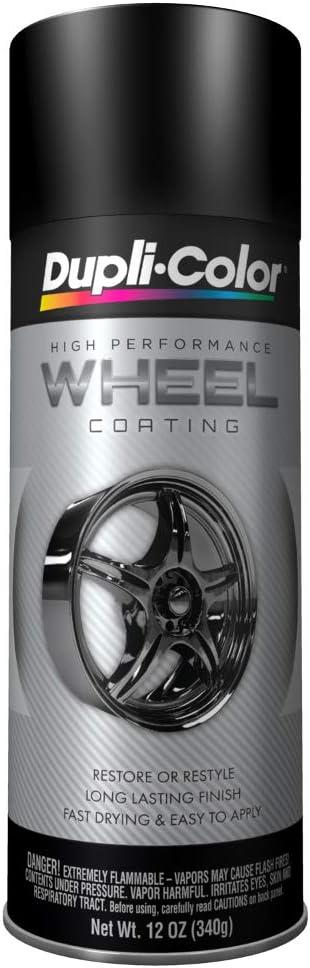 Dupli-Color - HWP104-6 PK Arlington Mall Coating Wholesale EHWP10407-6 Black Wheel