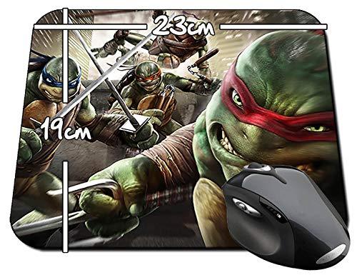 Teenage Mutant Ninja Turtles Out The Shadows TMNT Mauspad Mousepad PC