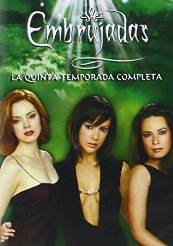 Embrujadas - 5ª Temporada [DVD]