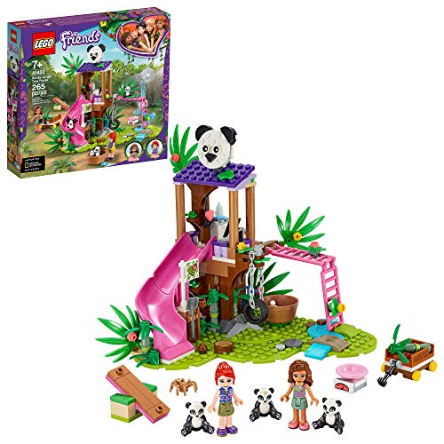 Lego FRIENDS A Casa do Panda na Árvore da Selva 41422