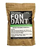 Best fondant for making edible sugar Structures and figurines. Ideal for making cake toppers. Dries faster and makes a stable strong cake structure. No cracking and no elephant skin. Fondant has excellent taste.