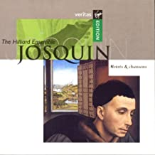 Josquin Desprez - Motets and Chansons