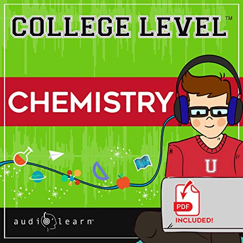 College Level Chemistry audiobook cover art