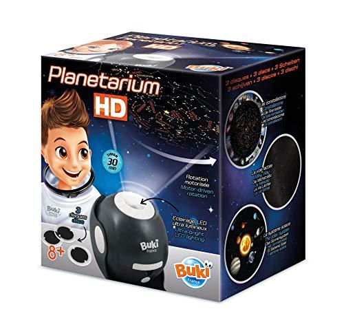 Buki France- Planétarium HD Planetario, Colore, 8002