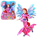 Winx Club Bloom | Onyrix Fairy Puppe World of Winx | Magisches Gewand