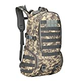 JORCOKA Tactical Military Assault Molle Sports Bags Mountaineering Trekking Camouflage Backpack Hunting Camping Survival Bag
