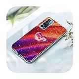 Starlight Blazed Art Coque de téléphone en silicone pour Huawei P50 Pro P40 Lite E P30 Pro P10...