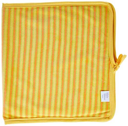 Câlin Urban babyboekje, geel/oranje