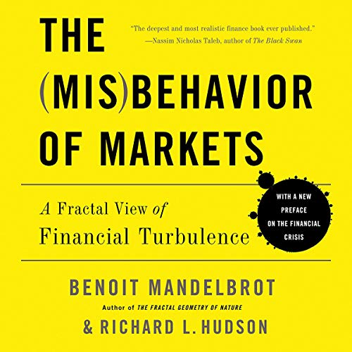 The Misbehavior of Markets cover art