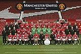 1art1 58735 Fußball - Manchester United, Mannschafts-Foto