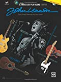 Ultimate Easy Guitar Play-Along -- John Lennon: Eight Songs Spanning His Solo Career (Easy Guitar Tab), Book & DVD (Ultimate Easy Play-Along)