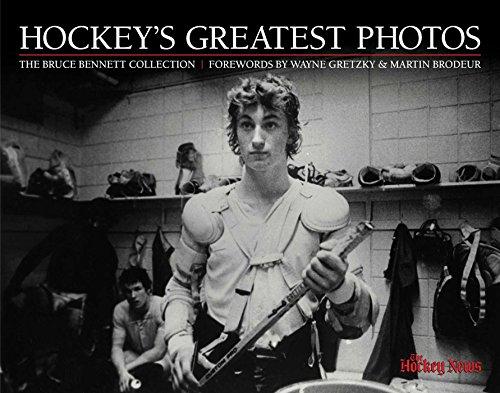 Hockey's Greatest Photos: The Bruce Bennett Collection