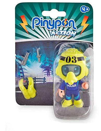 Pinypon action figuras emergencia 7 cm (Famosa 700014494) ,
