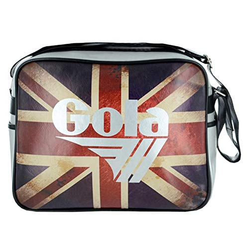 GOLA Borsa Tracolla Redford Vintage UJ CUB150 Gold Logo