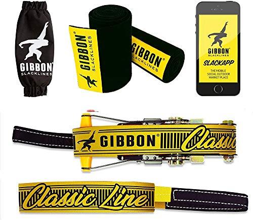 GIBCA|#Gibbon Slacklines -  Gibbon Slacklines
