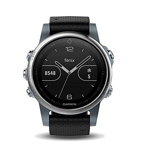 GARMIN(ガーミン) マルチ スポーツウォッチ fenix5s フェニックス5s Gray グレー GPS 腕時計 日本正規品 010-01685-35