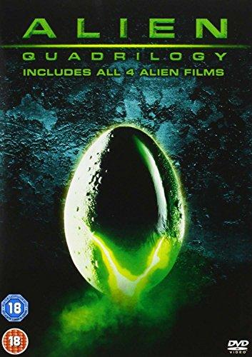 Alien 4-Pack DVD [Reino Unido]