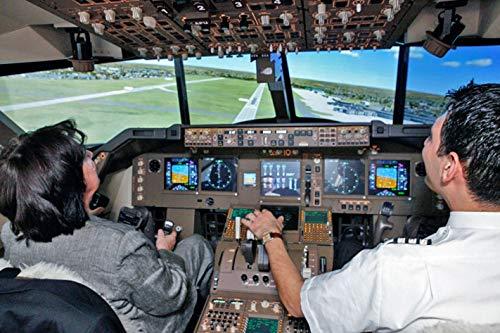 Jochen Schweizer Geschenkgutschein: Flugsimulator Boeing 747 - Geschenk zu Weihnachten