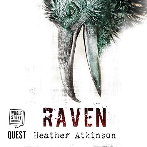 Raven audiobook cover art