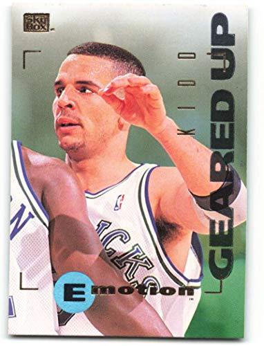 1994-95 SkyBox Emotion #20 Jason Kidd NM-MT RC Rookie Dallas Mavericks Basketball