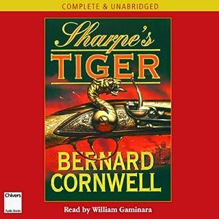 Sharpe's Tiger cover art