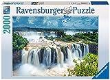 Ravensburger 166077 Cascata Dell'Iguazù Brasile, Puzzle 2000 Pezzi, Linea Foto & Paesaggi, Puzzle per Adulti