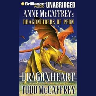 Dragonheart audiobook cover art