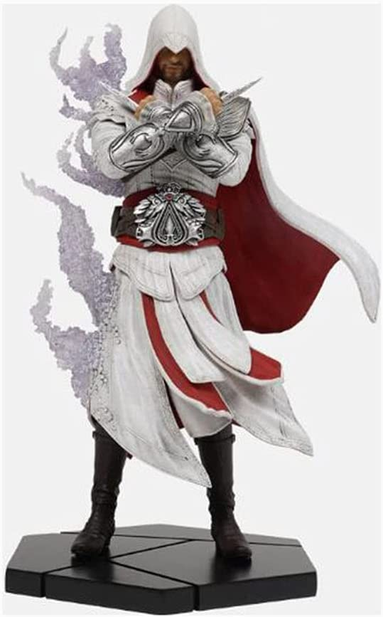 XYZLEO 25 Many popular brands cm Assassin's Creed Ezio Anime Da Same day shipping Firenze Auditore Act
