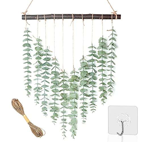 Artificial Eucalyptus Greenery Hanging Wall Decor