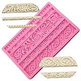 Neepanda DIY - Stampi in silicone per decorazione torte Mocassini eleganti da donna