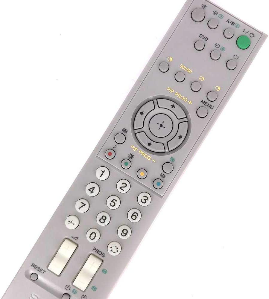 Replacement Remote Control Replace for RM-W10 Ranking TOP17 AC New-0rjgjnal Colorado Springs Mall TV