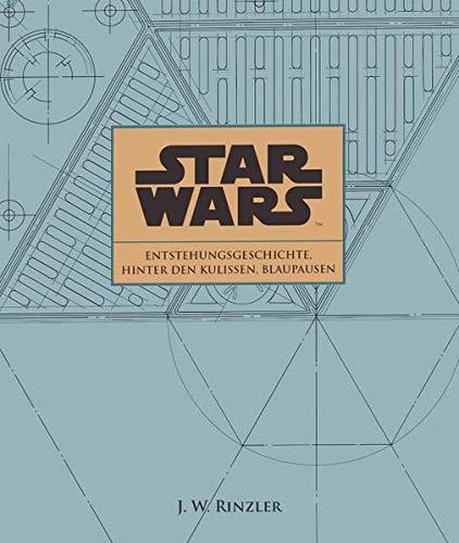 Star Wars: Entstehungsgeschichte, Hinter den Kulissen, Blaupausen