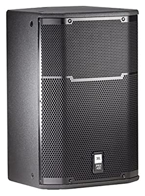 "JBL PRX415M 15"" Portable 2-way Passive Utility Stage Monitor and Loudspeaker System, Black by JBL"