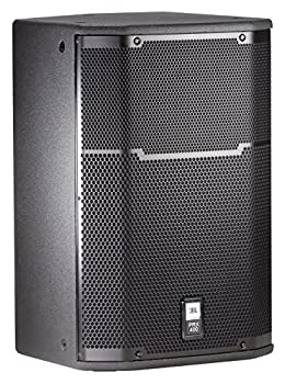JBL Professional PRX415M Portable 2-way Passive Utility Stage Monitor and Loudspeaker System 15-Inch Black