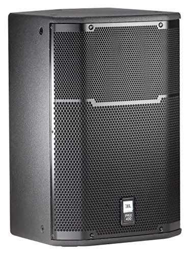 JBL PRX415M 15' Portable 2-way Passive Utility Stage Monitor and Loudspeaker System, Black