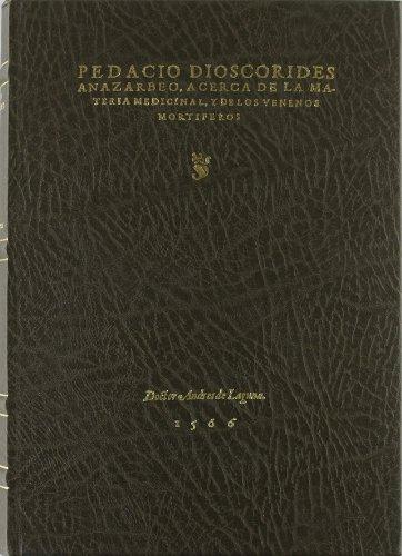 Pedacio Dioscorides Anazarbeo.