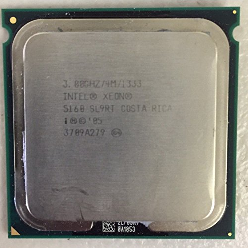 Intel Xeon 5160Dual Core 3.0GHz/4M/1333MHz Processor- SL9RT