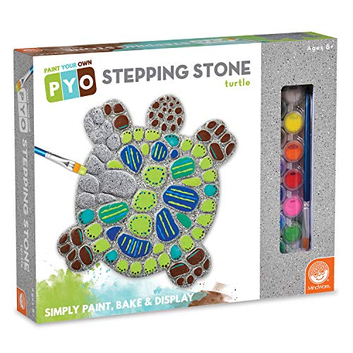 MindWare Paint Your Own Stepping Stone:...