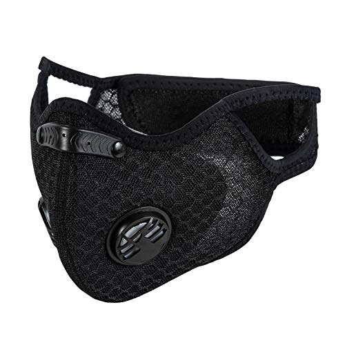Dust Mouth Face Cover for Outdoor Ski Cycling Camping