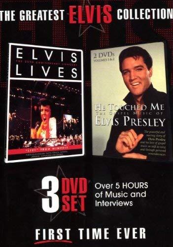 Elvis Presley - The Greatest Elvis Collection [3 DVDs]