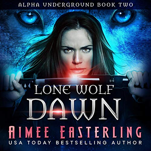 Lone Wolf Dawn cover art