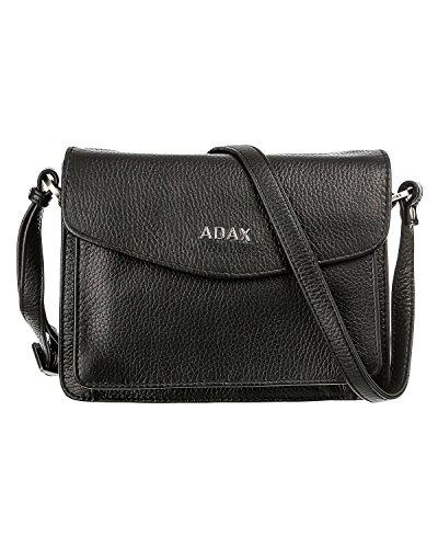 ADAX 'Cormorano' Tasche, Damen, One Size, Schwarz