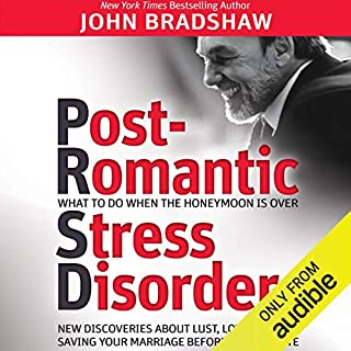 Post-Romantic Stress Disorder cover art