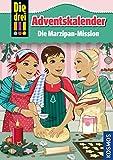 Die drei !!!, Die Marzipan-Mission: Adventskalender - Maja von Vogel