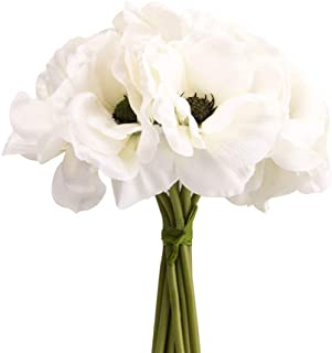 Best white anemone flower bouquet Reviews