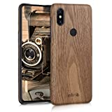 kalibri Wood Case Compatible with Xiaomi Mi Mix 3 - Slim